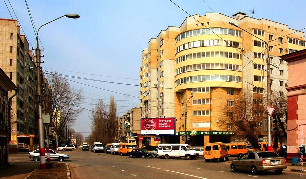 Улица Петровская (Рыбакова)