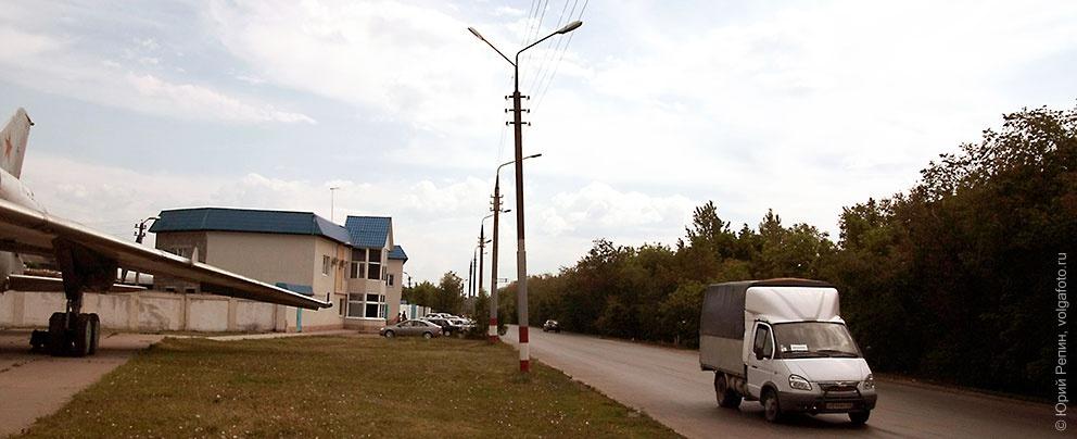 Улица им. Марины Расковой