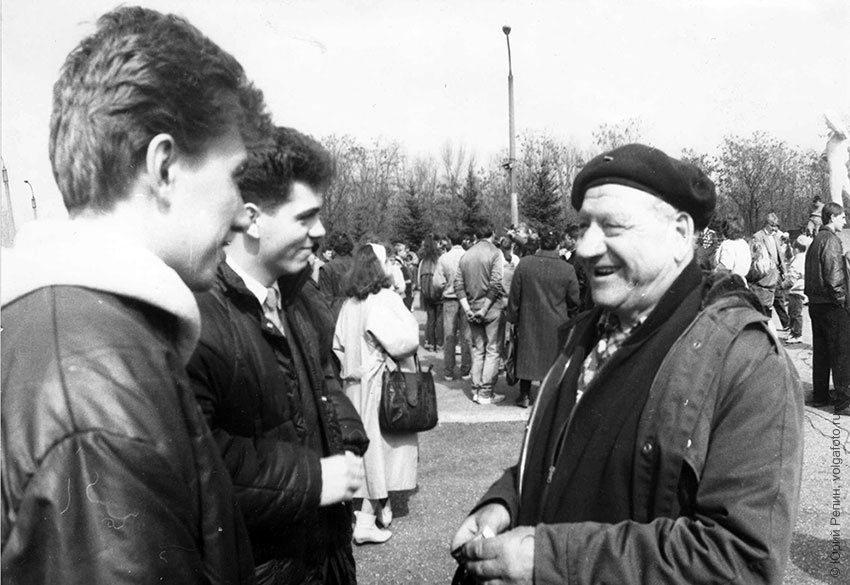 Верёвкин Александр Яковлевич (1926–2004 гг.) фотокореспондент