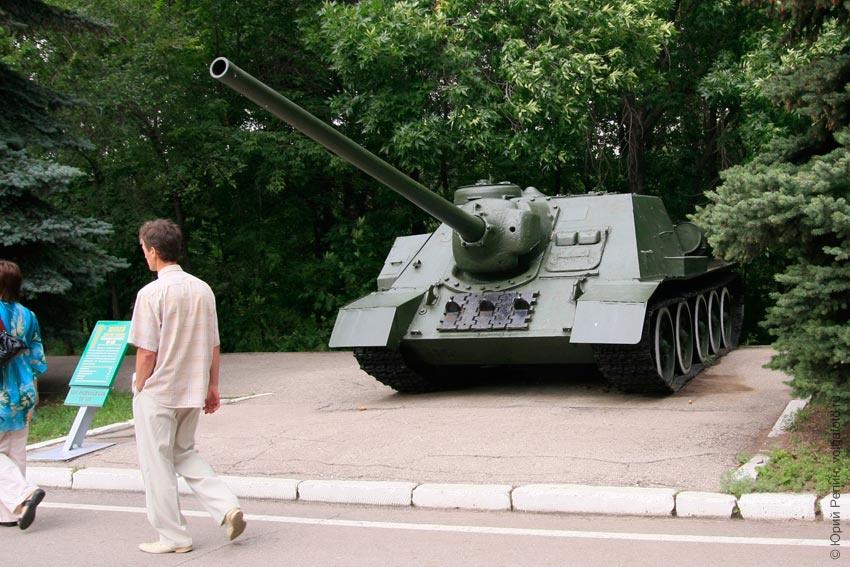 Саратовский государственный музей боевой славы