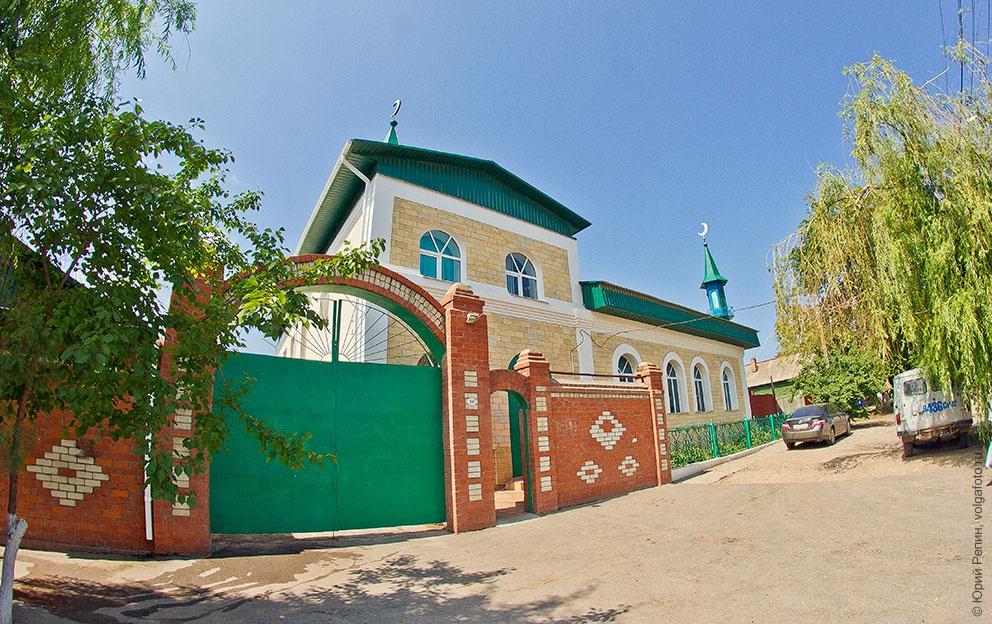 Энгельсская Соборная мечеть