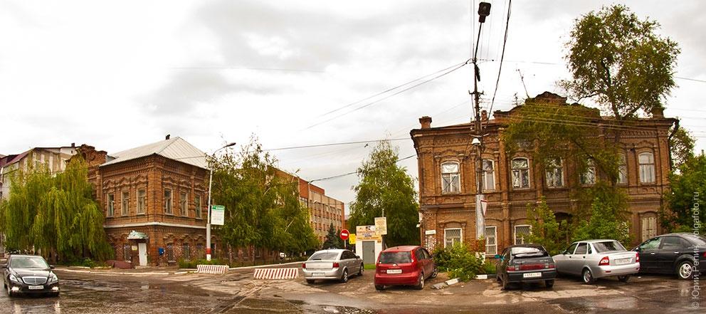 Ул. Телеграфная дома 17, 19
