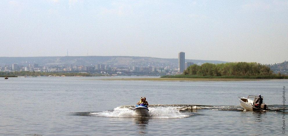 Водный скутер 2