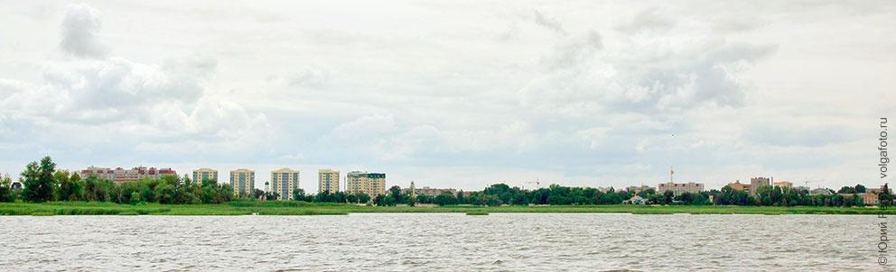 Волга у Покровска